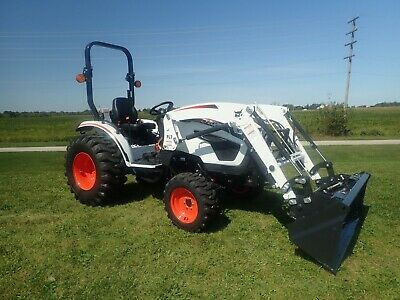 2021 Ct2025 Compact Tractor W Front Loader 4x4 Hydro 540 Pto 24.5 Hp Diesel
