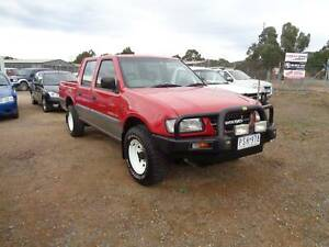 1999 Holden Rodeo Ute Mansfield Mansfield Area Preview
