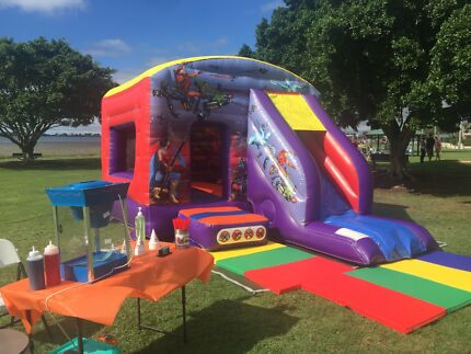 Jumping Castle + Fun Food Machine Package $249