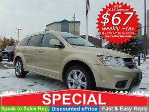 2011 Dodge Journey SXT - Great Condition