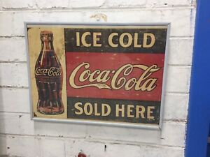giving away my weeding dresses witIce Cold Coca Cola box