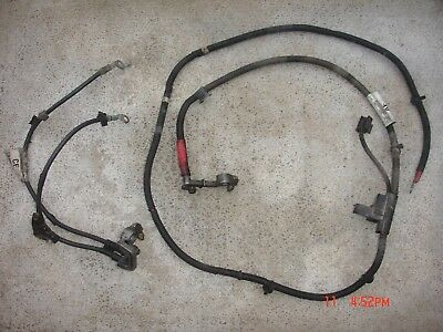 FORD MONDEO MK3 ,REG.2001(51) ,  ALTERNATOR AND BATTERY WIRING LOOM