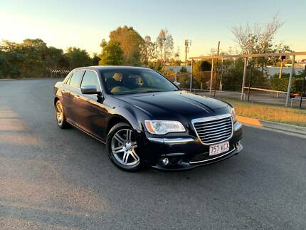 2013 Chrysler 300 Limited - Turbo Diesel - 2020 Registration paid! Darra Brisbane South West Preview
