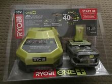 Ryobi battery and charger pack Gillieston Heights Maitland Area Preview