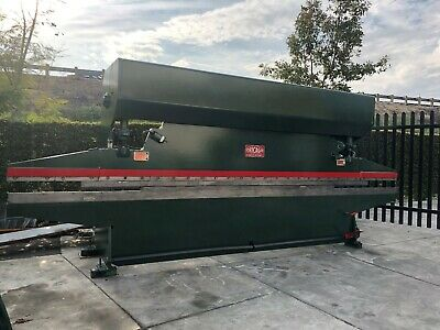 Dreis Krump Chicago 55 Ton X 242 Press Brake Model 1214-b
