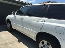 Must Sell This Weekend! Make an offer! Toyota Kluger Aberglasslyn Maitland Area Preview