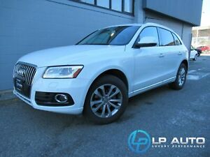 2015 Audi Q5 2.0T Progressiv! LOADED! Easy Approvals!
