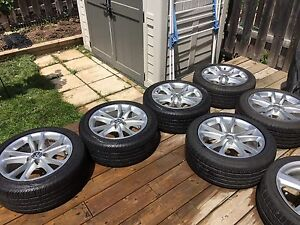 VW or Audi Rims 6 x 17s and 4 x 18s