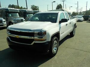 2016 Chevrolet Silverado 1500 Work Truck Double Cab Regular Box