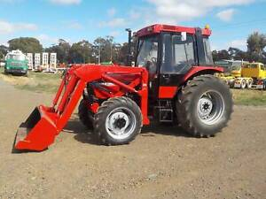 CASE IH 695 Carisbrook Central Goldfields Preview