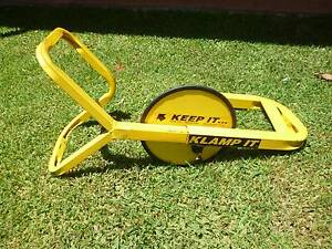 'KLAMP IT' Wheel clamp Model B 165mm - 185mm Avalon Pittwater Area Preview