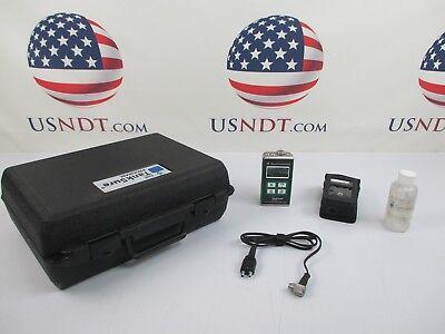 Dakota Mx-1 Ultrasonic Thickness Gauge Flaw Detector Ndt Olympus Panametrics