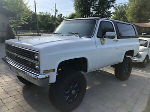 1984 Chevrolet K5 Blazer Try your Trade
