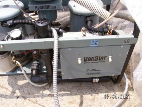 Vac Star 50 Dental Vacuum