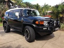 2013 Toyota FJ cruiser Mount Sheridan Cairns City Preview