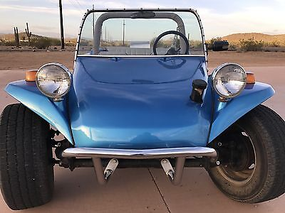 NO RESERVE Manx style Vw bug dune buggy not rzr 4 seater street legal sand rail