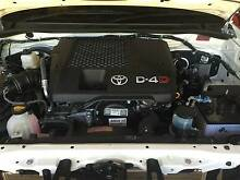 2015 Toyota Hilux  4x4 Turbo Diesel Dual Cab Mudgee Mudgee Area Preview