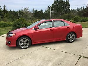 2013 Toyota Camry SE OPEN TO OFFERS