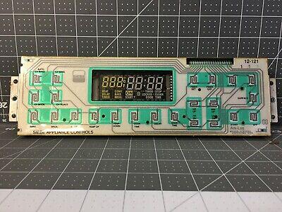 Whirlpool KitchenAid Range Oven Stove Control Board P# 9753639 WP9753639