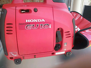 Honda eu series inverter generators wanted Cedar Grove Logan Area Preview