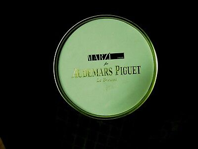 Chapeau marzi for audemars piguet le brassus n°582 club montre watch vintage