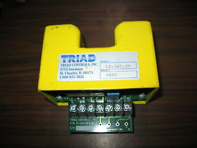 (Triad Controls L7-101-2P Palm Button)