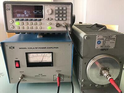 Eni325la Rf Power Amplifier 250 Khz To 150 Mhz 25 W 50 Db
