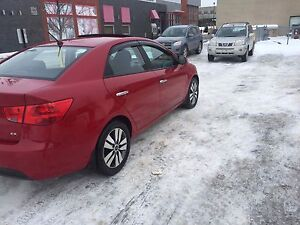 2013 Kia Forte EX, Automatic, Heated Seats,SunRoof