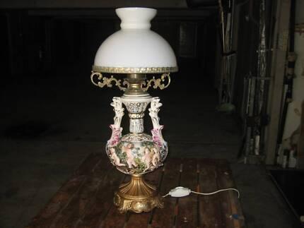 Beautiful desk lamp.