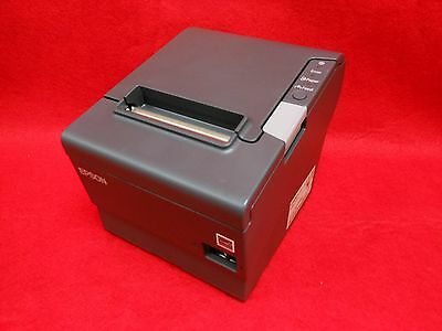 Epson Tm-t88v Pos Thermal Printer Usb Serial Interface With Power Supply