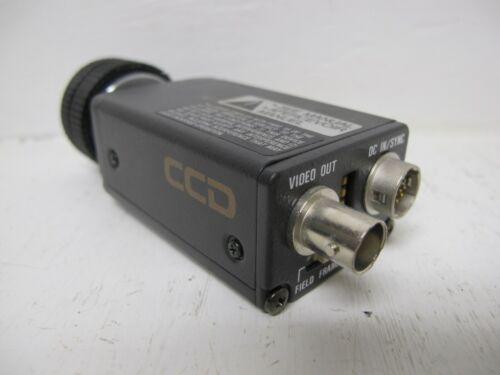Hitachi Denshi CCD Camera KP-M1U 12 VDC KPM1U KP-MIU Industrial Camera