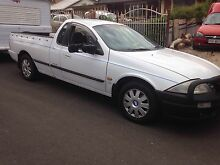 Ford falcon 2000 au ute Gawler Gawler Area Preview
