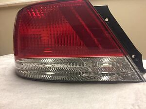 MITSUBISHI LANCER BOTH TAIL LIGHTS 2000-2007 MODEL