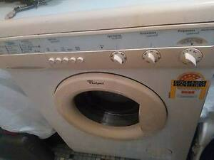 Whirlpool frontloader automatic washing machine $100 Lakemba Canterbury Area Preview