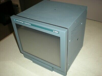 Eurotherm Chessell 5180v Chartless Video Graphics Recorder - Powers Up As Shown