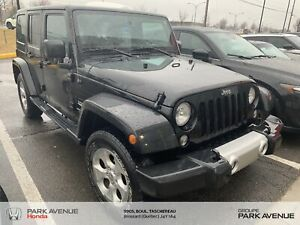 2014 Jeep Wrangler Unlimited *4WD*BLUETOOTH*UNLIMITED*