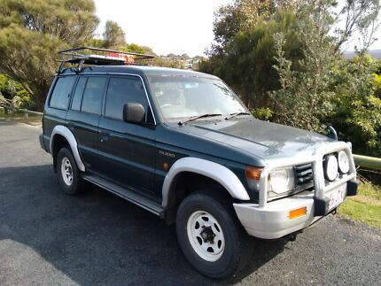 4WD PAJERO FULLY EQUIPED FOR A ROAD TRIP Melbourne CBD Melbourne City Preview