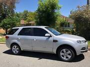 Ford Territory SZ - 7 seater Deakin South Canberra Preview