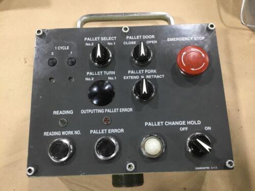 Mazak 24346342780 Control Panel Fuji AH25 AH25-F AH25-P2 #944DK