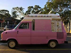 Ice-cream truck business for sale