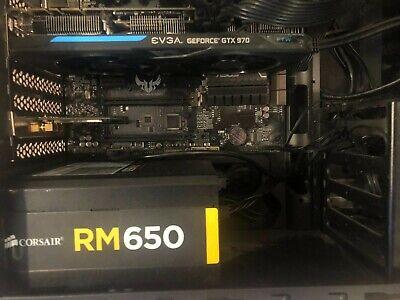 Custom Gaming PC - EVGA Nvidia GTX 970, Intel Core i7, 32GB RAM