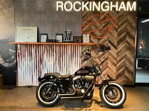 2011 Harley-Davidson Forty Eight Beckenham Gosnells Area Preview