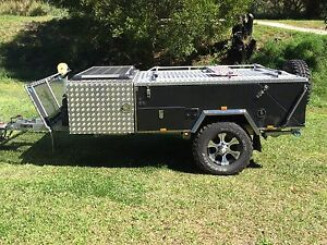 Camping Trailer 4WD off Road Palm Beach Gold Coast South Preview
