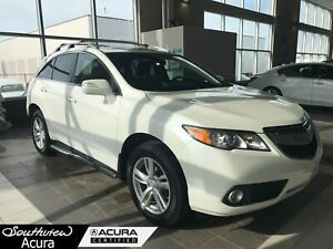 2015 Acura RDX Tech Package, Leather Interior, Bluetooth, Backup