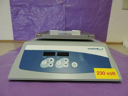 VWR™ Microplate Shaker (230V Euro Version) Model 980131EU