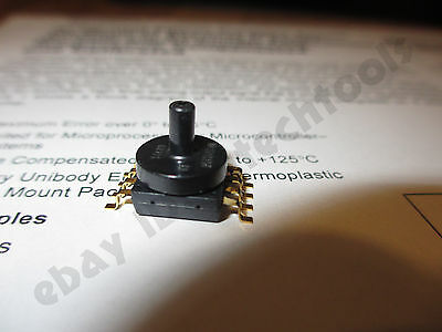 Freescale Mpxa4115ac6u Pressure Sensor - Make Your Own Arduino Weather Station