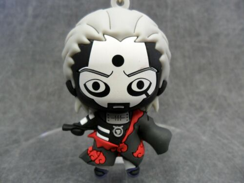 Naruto NEW * Hidan Chase Clip * Series 3 Blind Bag Figural Keychain Monogram