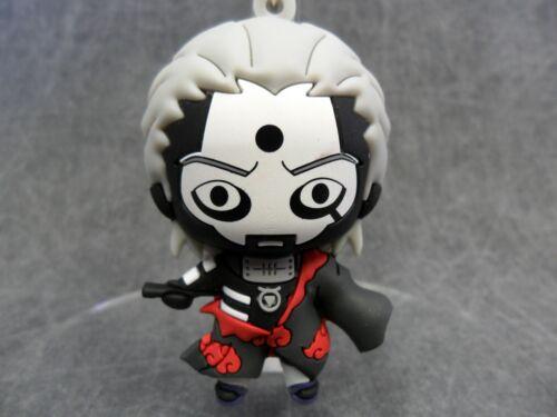 Naruto NEW * Hidan Chase Clip * Series 3 Blind Bag Figural Keychain Monogram