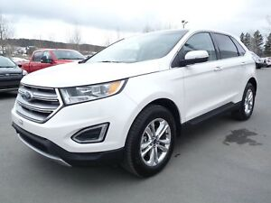 Ford Edge 4 portes SEL, Traction intégrale, CUIR