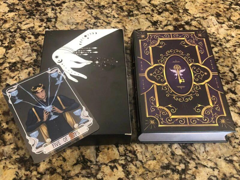 Fairyloot Exclusive Secret Book Volume 3 III April 2020 Box